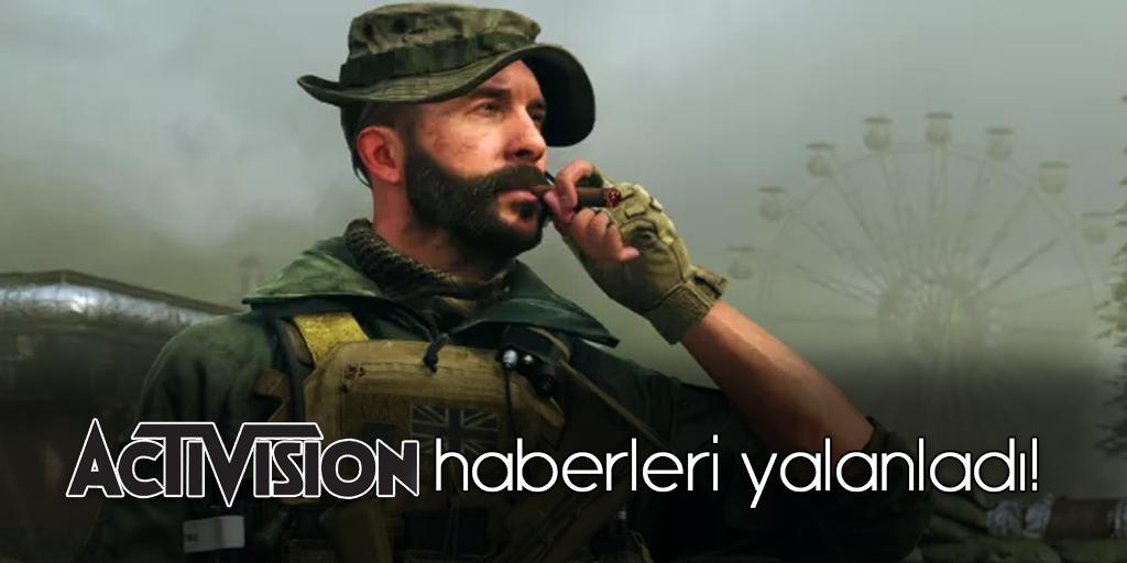 Activision, binlerce hesap çalındığı haberlerini yalanladı!