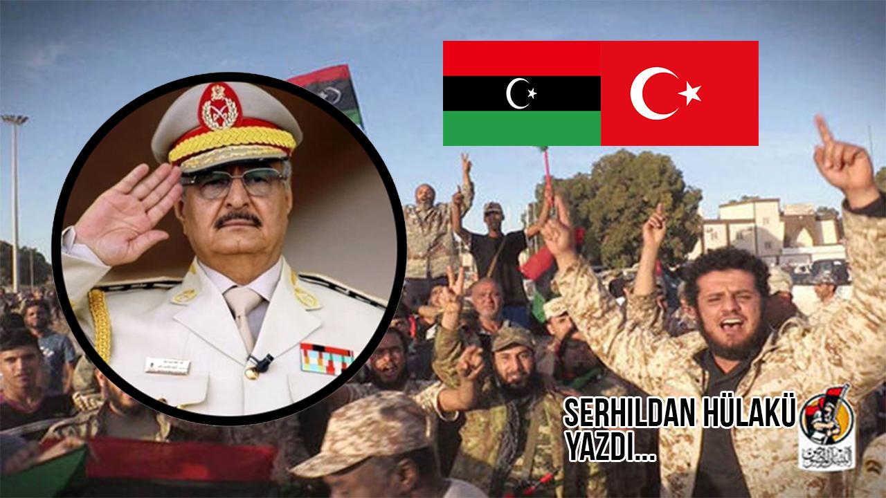 Libya'da Olanlar ve Halife Hafter