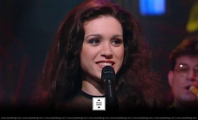 1997 yılındaki en büyük başarımız Şebnem Paker'in Eurovision hikayesi