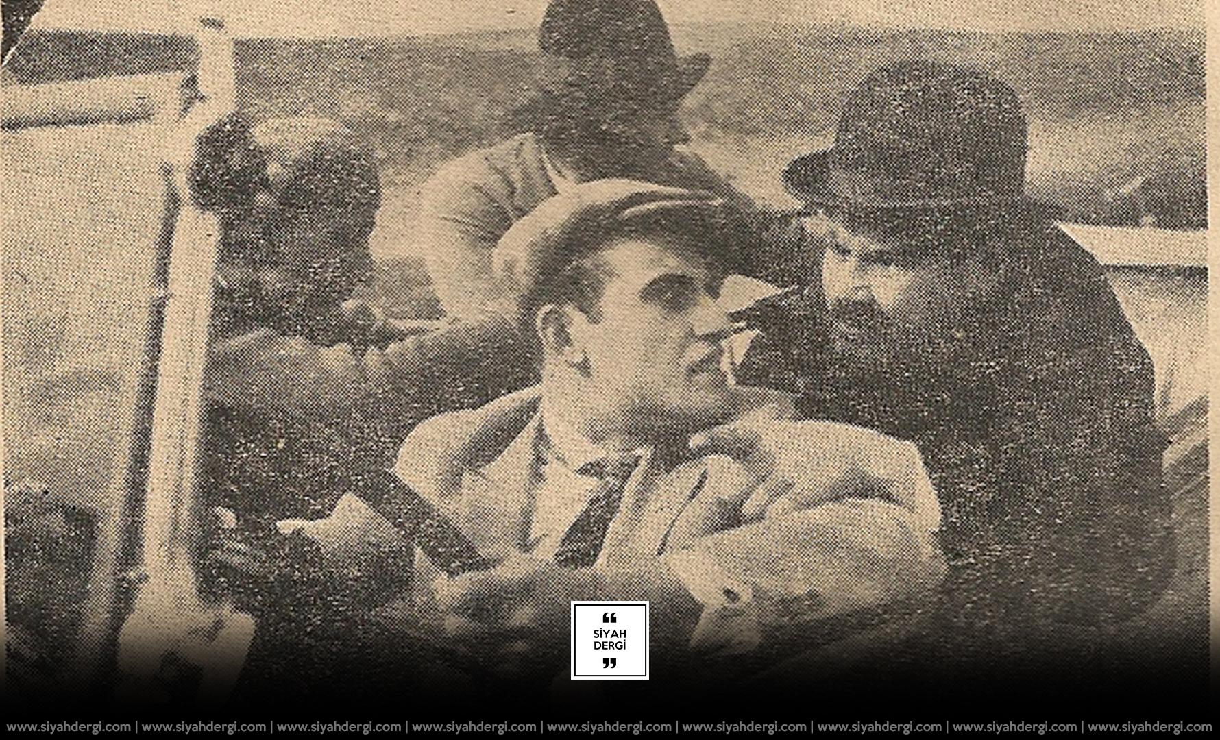 Bir Filmin Hikâyesi: Kaçakçılar