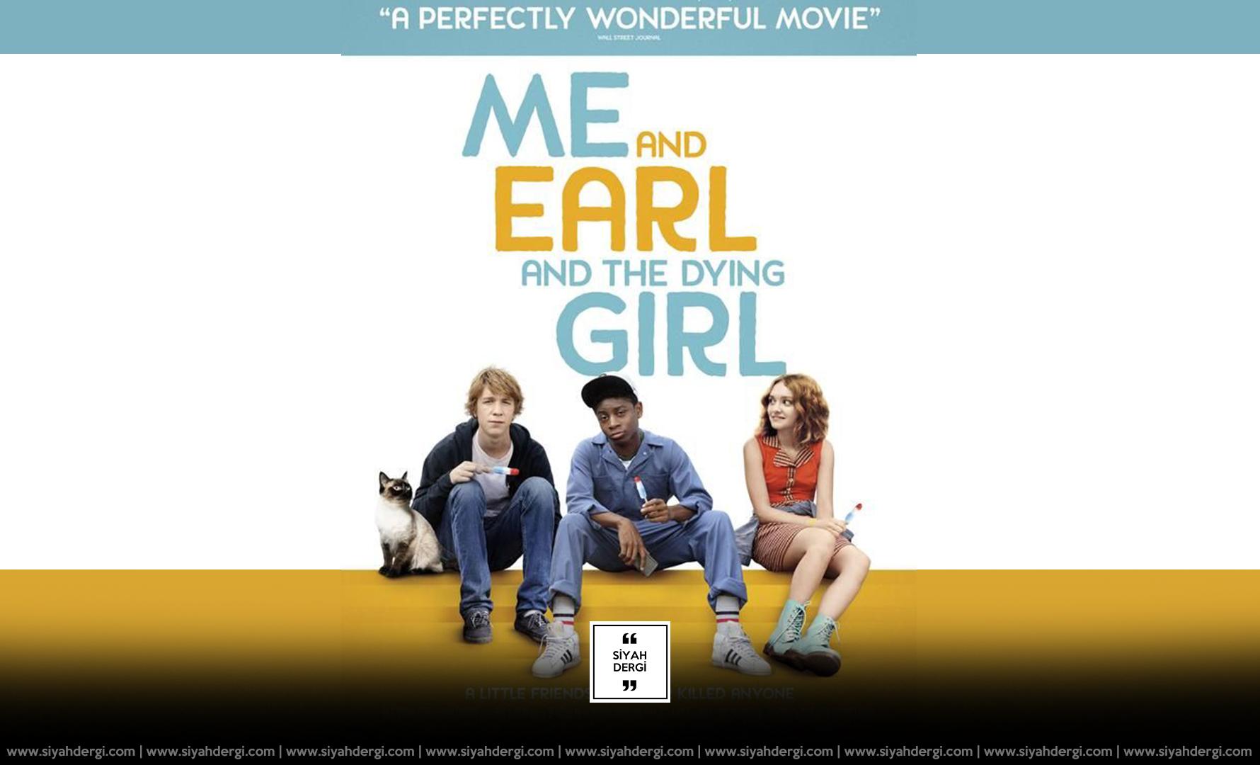 Ben, Earl ve Ölen Kız Film İncelemesi