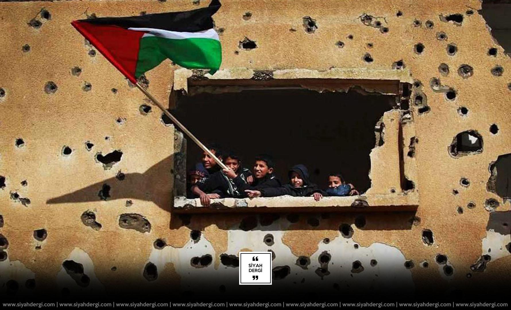 Bir İnsanlık Dramı Hakkında: Filistin'deki Saldırılar