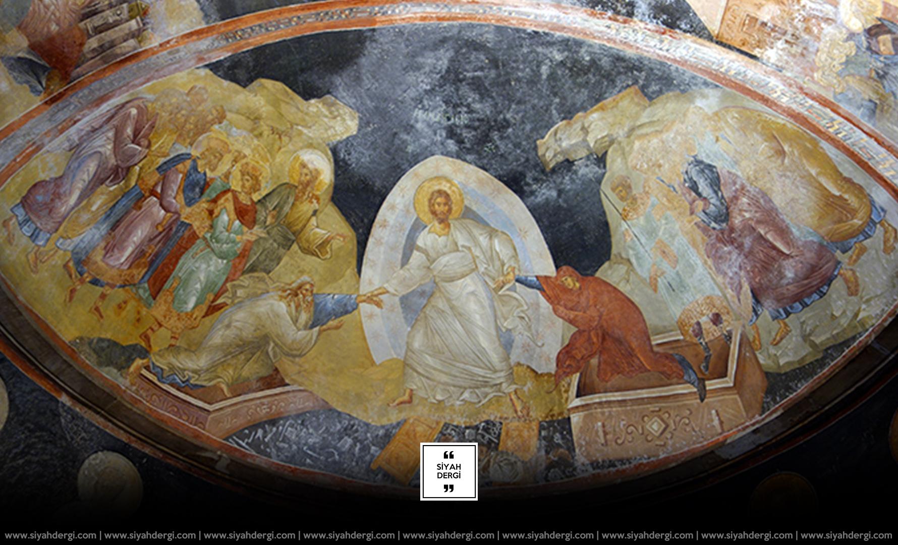 Bizans Sanatına Giriş