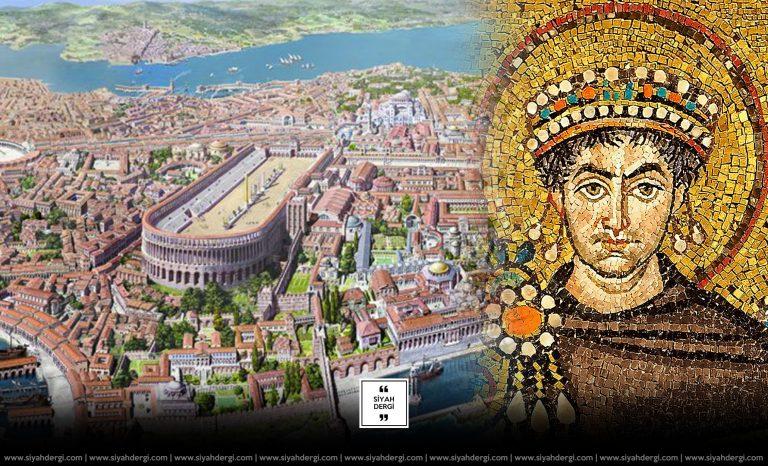Doğu Romanın Altın Çağı: Justinyanus Dönemi Ve Roma'nın Dirilişi